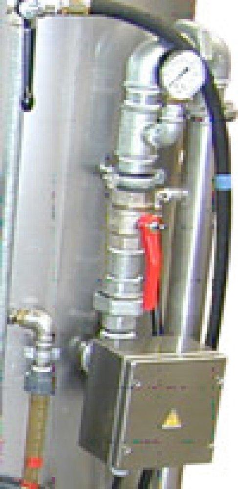 Micro-filtrare / ultra-filtrare (unitate separata)